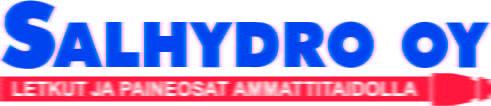 Salhydro Oy logo